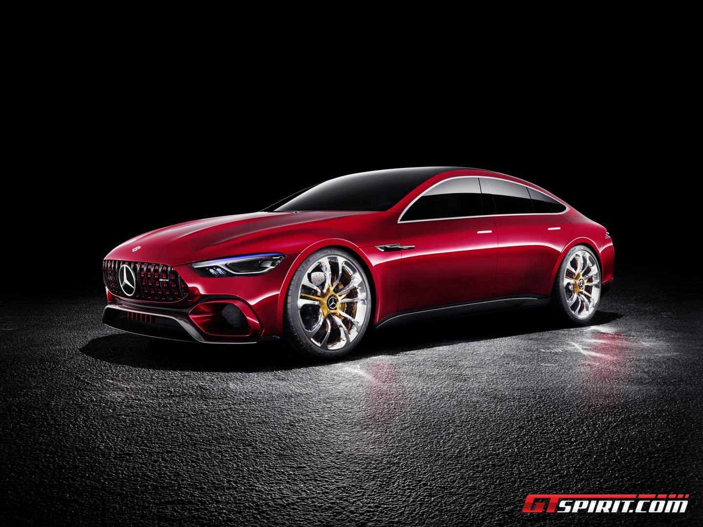 official mercedes amg gt concept gtspirit. Black Bedroom Furniture Sets. Home Design Ideas
