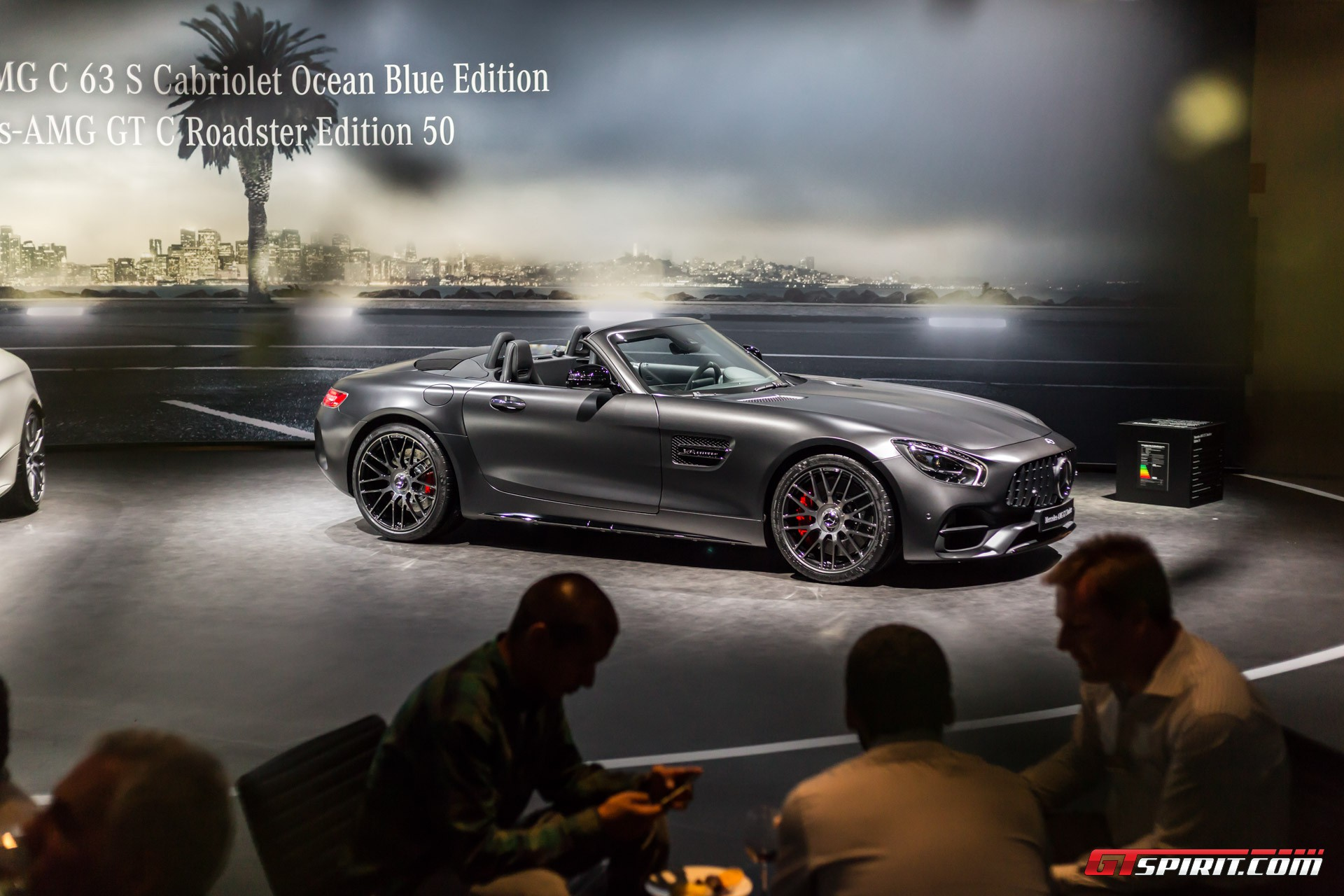 Geneva 2017 mercedes amg 50th anniversary editions gtspirit for Mercedes benz 50