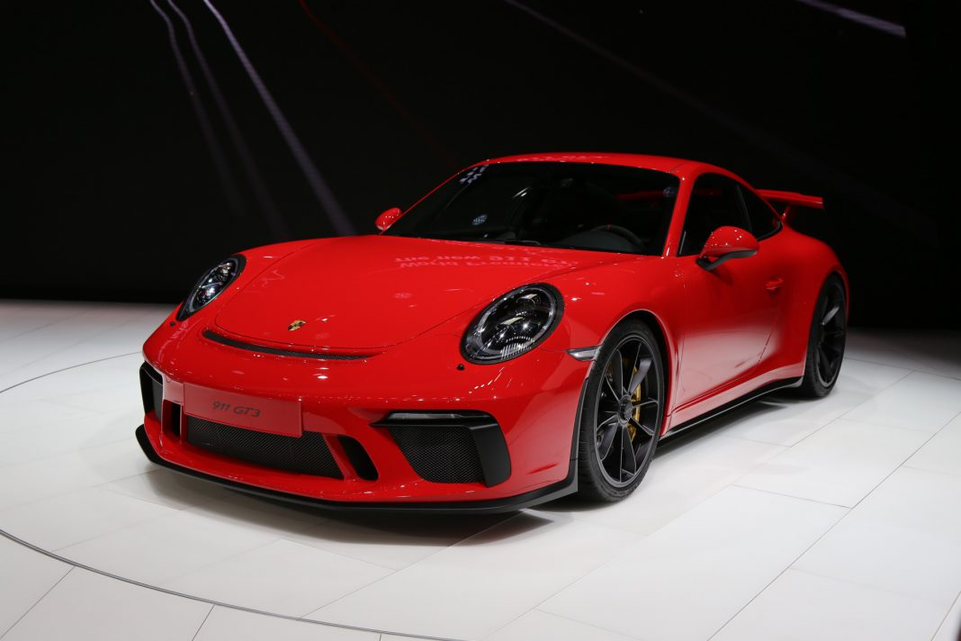 geneva 2017 porsche 911 gt3 type 991 2 gtspirit. Black Bedroom Furniture Sets. Home Design Ideas