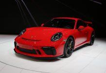 Porsche 911 GT3 991.2 at Geneva 2017