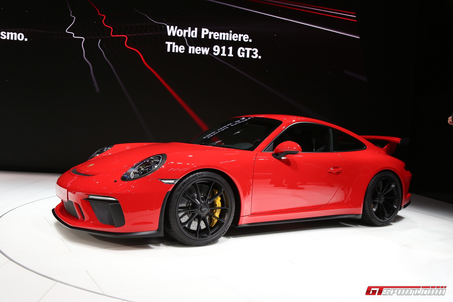 Geneva 2017 Porsche 911 Gt3 Type 991 2 Gtspirit