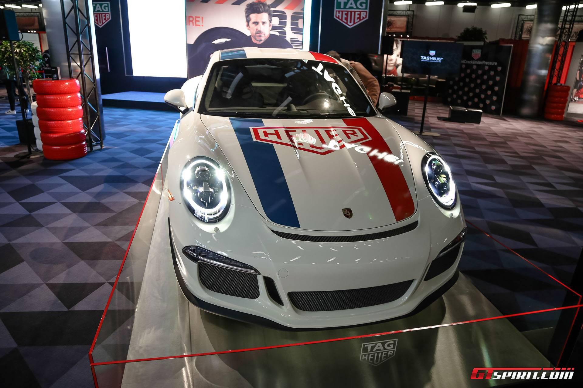 2017 Porsche 911 R By Tag Heuer Car