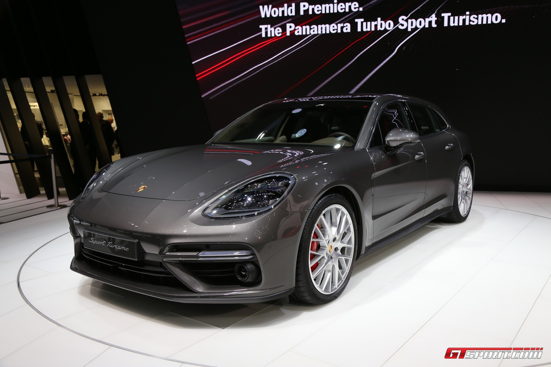 geneva 2017 porsche panamera sport turismo gtspirit. Black Bedroom Furniture Sets. Home Design Ideas