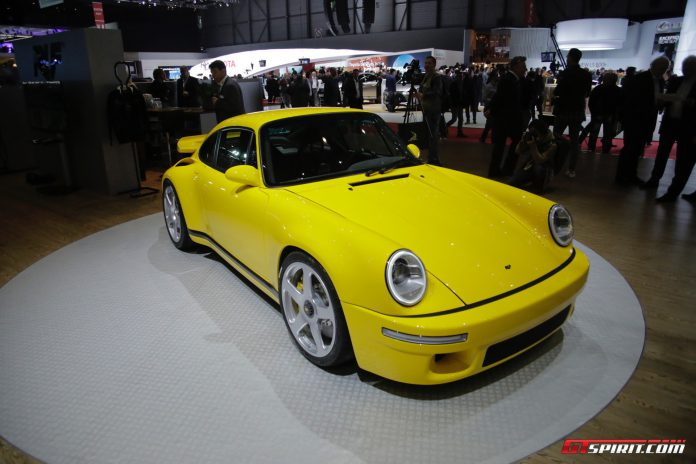 RUF CTR at the Geneva Motor Show 2017