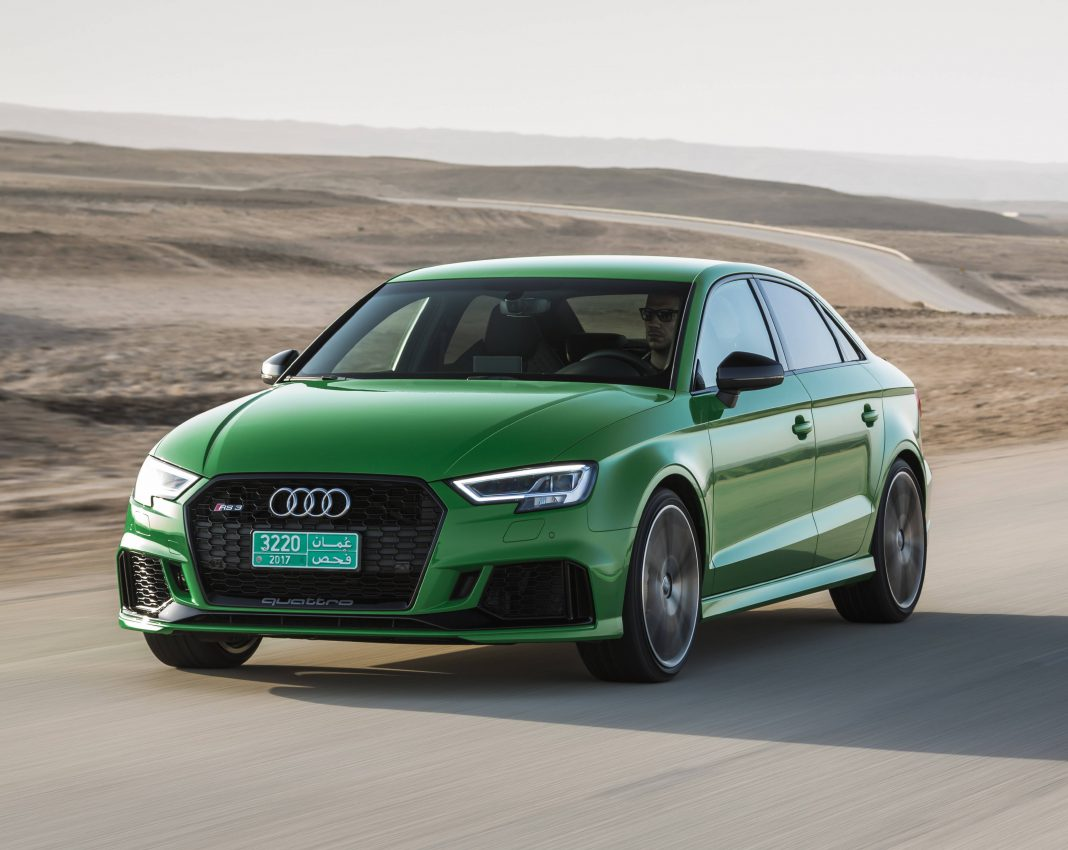 audi rs3 sedan review gtspirit. Black Bedroom Furniture Sets. Home Design Ideas