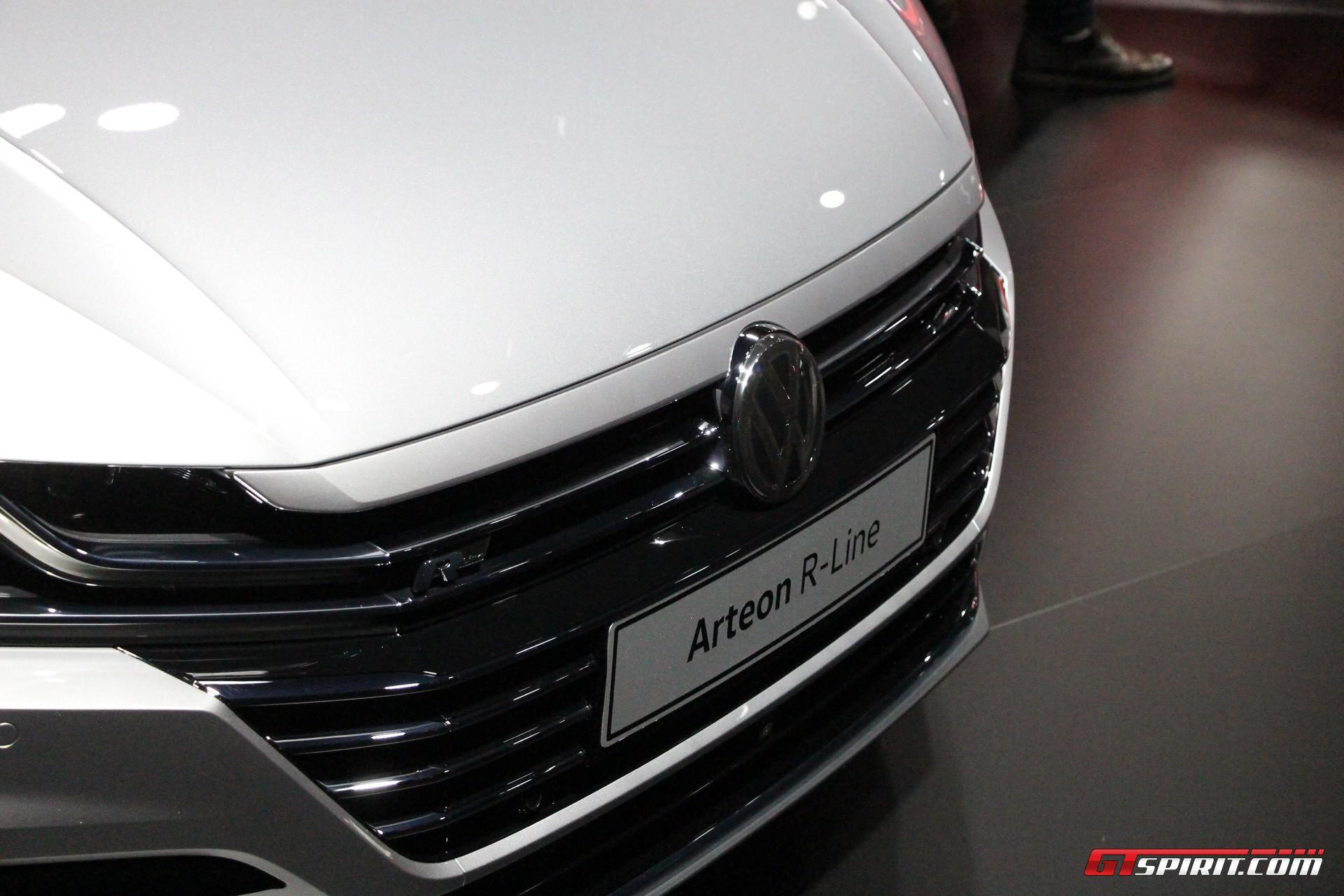 Geneva 2017: Volkswagen Arteon - GTspirit