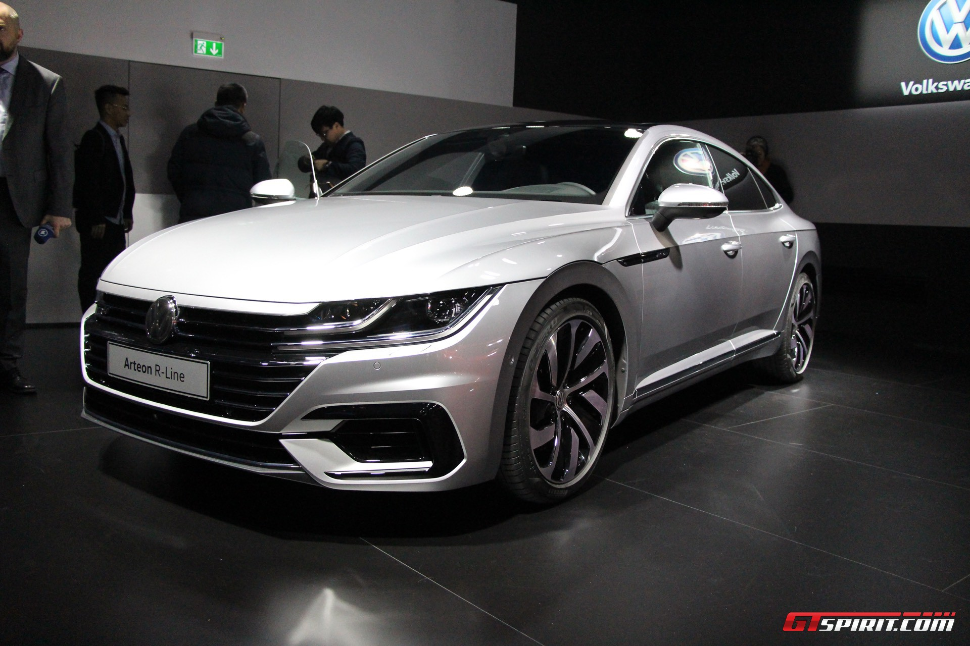 geneva 2017 volkswagen arteon gtspirit. Black Bedroom Furniture Sets. Home Design Ideas