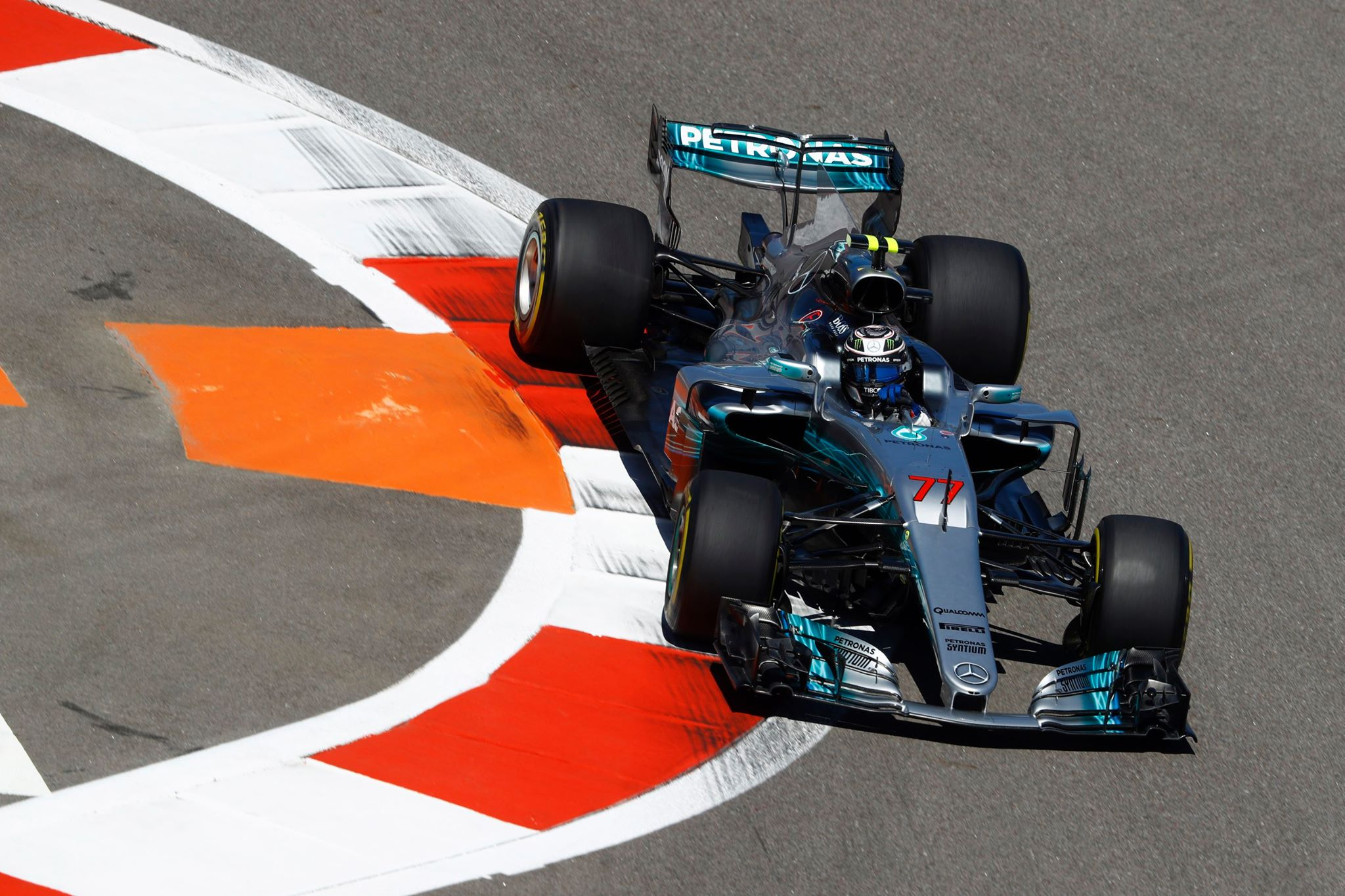 F1: Bottas Wins Russian GP to Mark First Career F1 Win