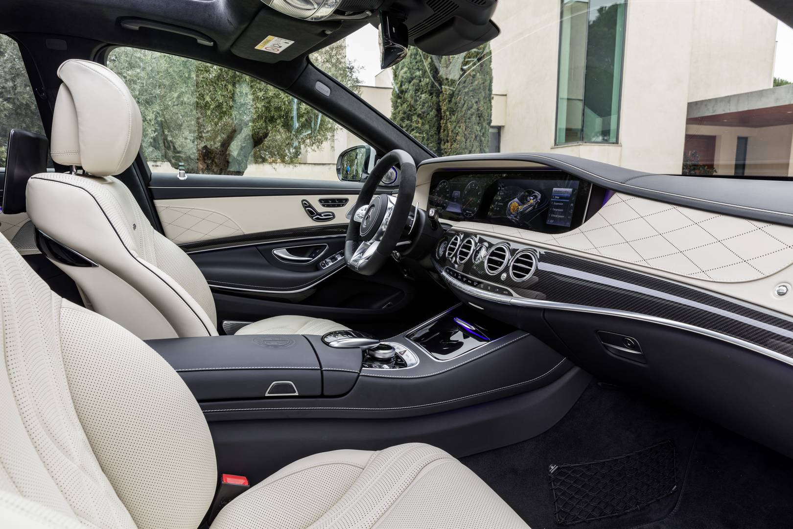 2017 Mercedes Benz S550 Sedan >> Official: 2018 Mercedes-AMG S63 and S65 Facelift - GTspirit