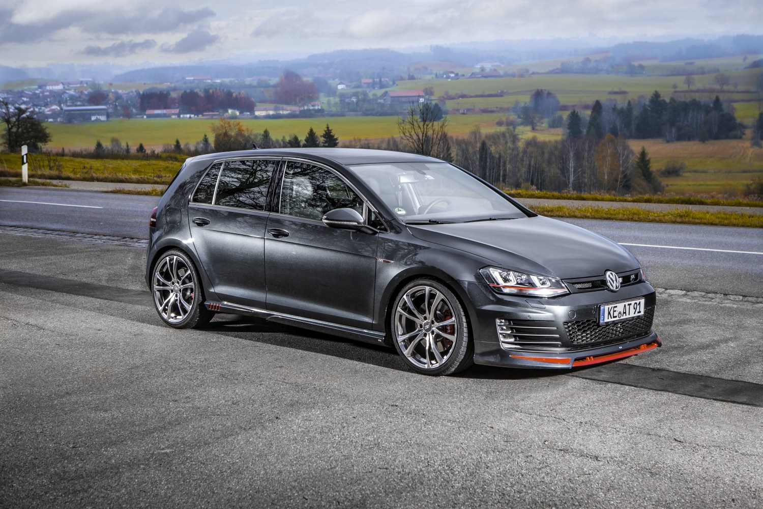 Abt Golf Vii Gti Gets Fresh Look Gtspirit