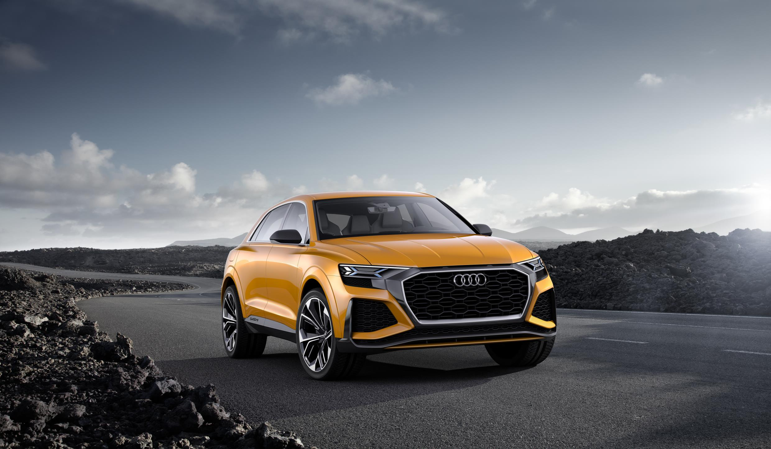 audi q8 and q4 production confirmed for 2018 and 2019. Black Bedroom Furniture Sets. Home Design Ideas