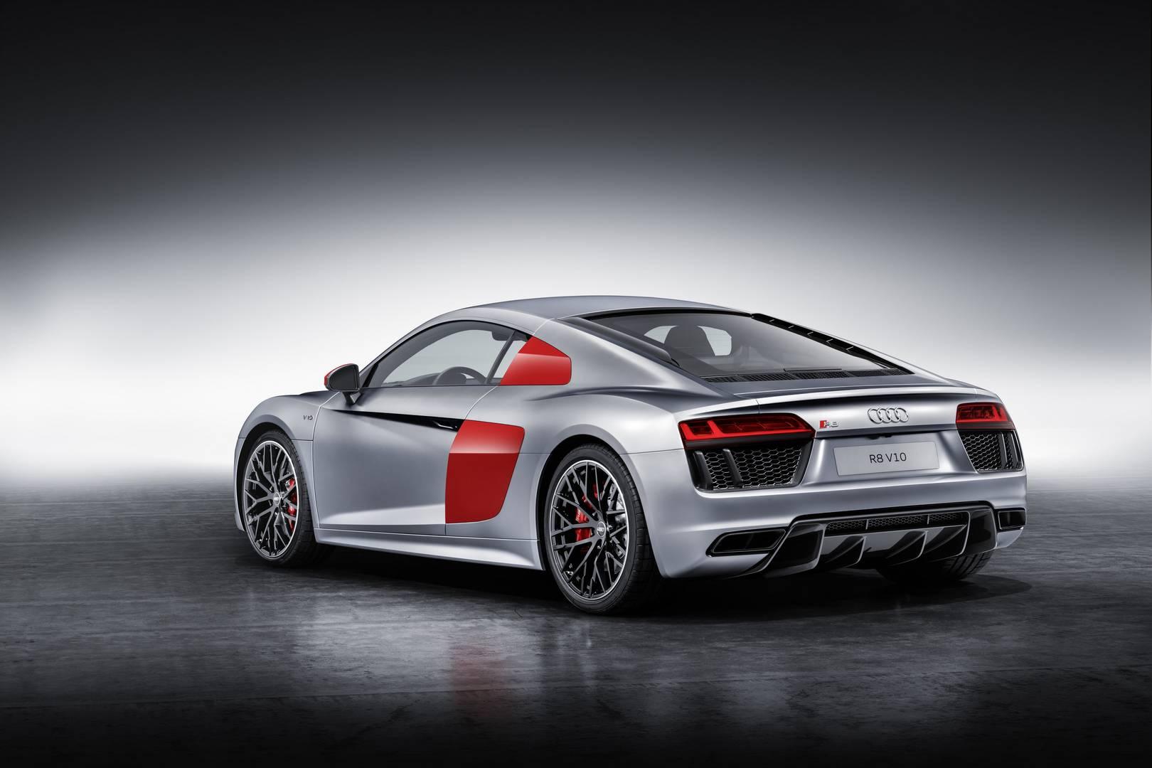 Audi sport car r8