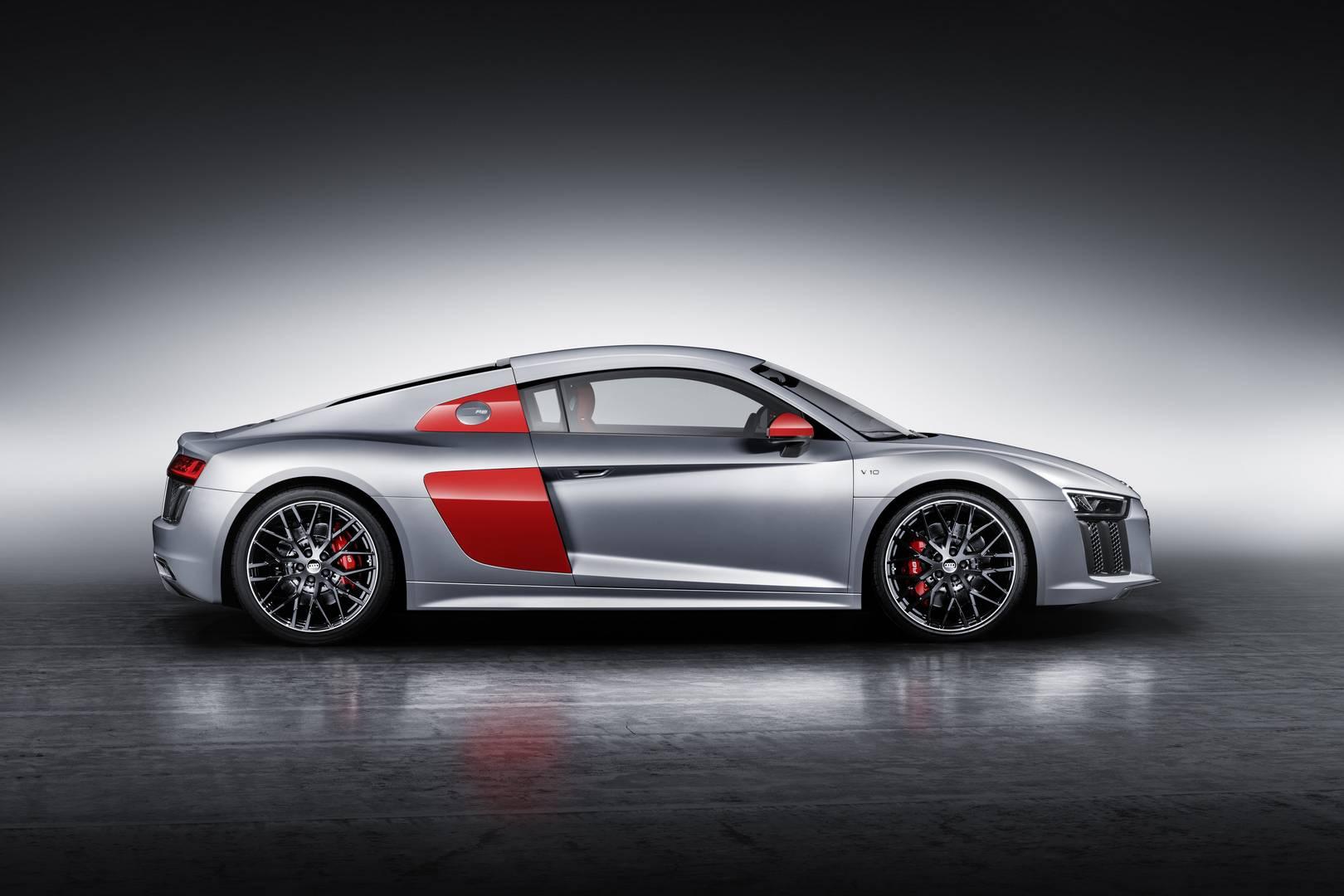 Official 2017 Audi R8 V10 Quot Audi Sport Quot Edition 200