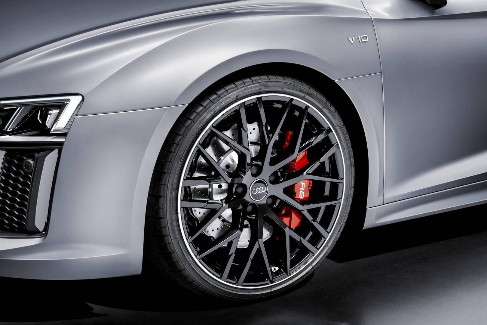 "Official: 2017 Audi R8 V10 ""Audi Sport"" Edition - 200 Units Only - GTspirit"
