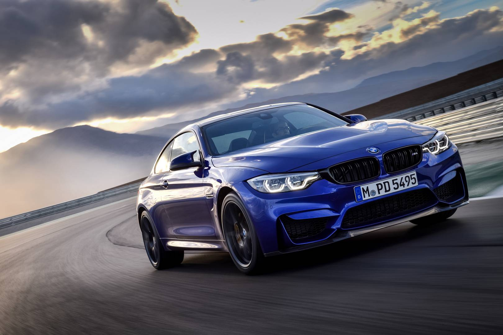 Official: 2018 BMW M4 CS