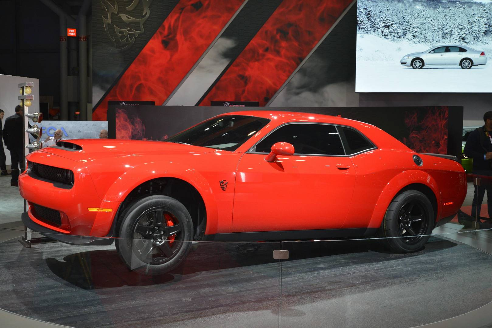 2017 Dodge Challenger Srt Demon Car
