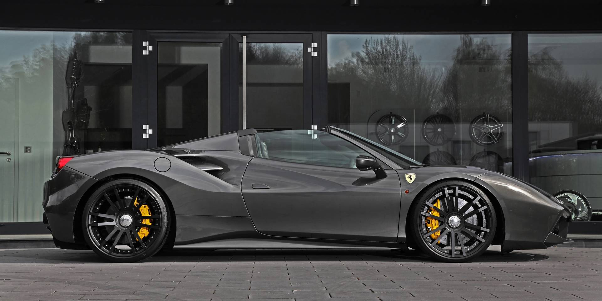 Official 777hp Ferrari 488 Spider By Wheelsandmore Gtspirit