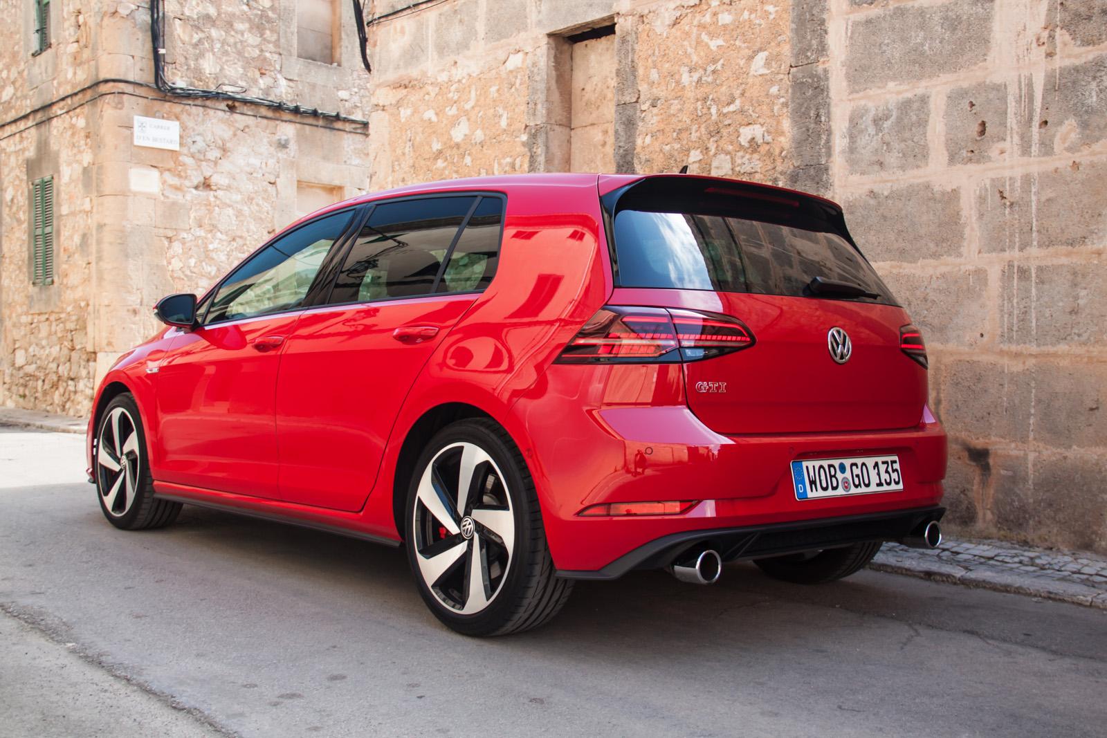 2018 Volkswagen Gti Modren Volkswagen 2018 Volkswagen