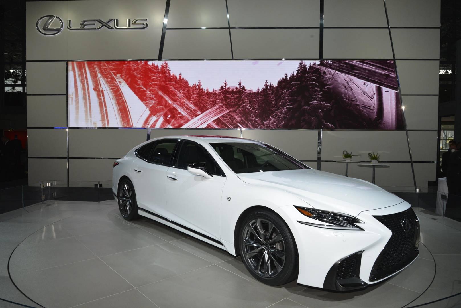 Tags Lexus Ls F Sport