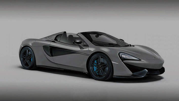 2018 mclaren 570s spider for sale. interesting for mclaren 570s spider confirmed 540c ruled out for 2018 mclaren 570s spider for sale