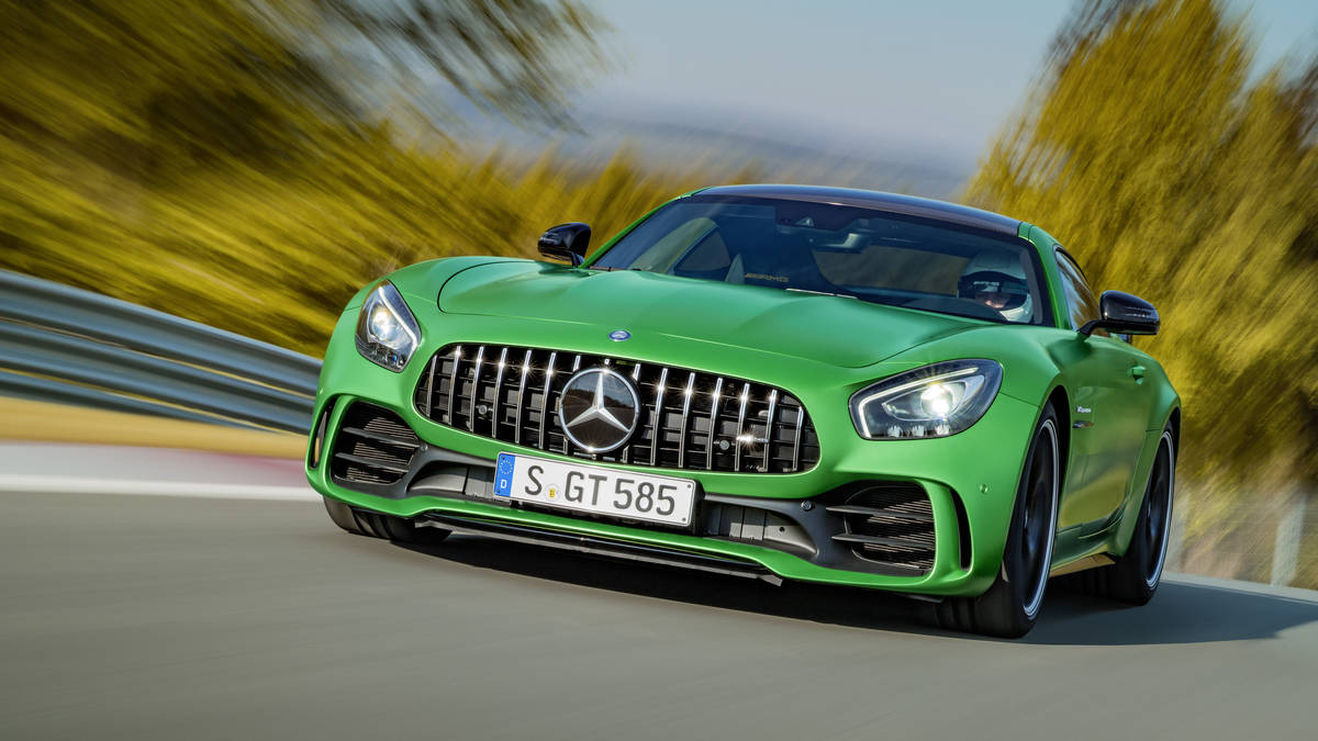 2018 Mercedes Amg Gt R Specs And Price >> Mercedes Amg Gt R Priced From 157 000 In The Us Gtspirit