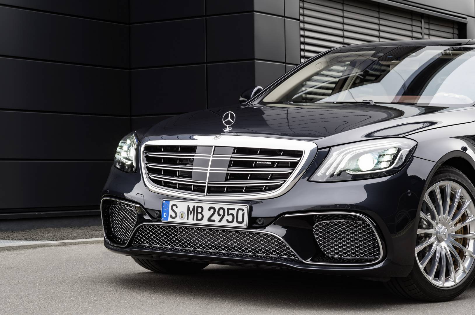 S63 2018 >> Official: 2018 Mercedes-AMG S63 and S65 Facelift - GTspirit