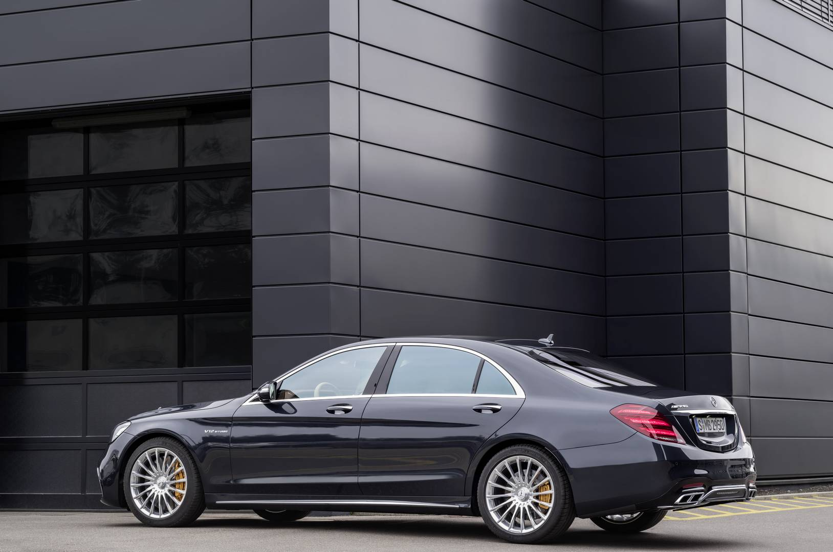 Official: 2018 Mercedes-AMG S63 and S65 Facelift - GTspirit