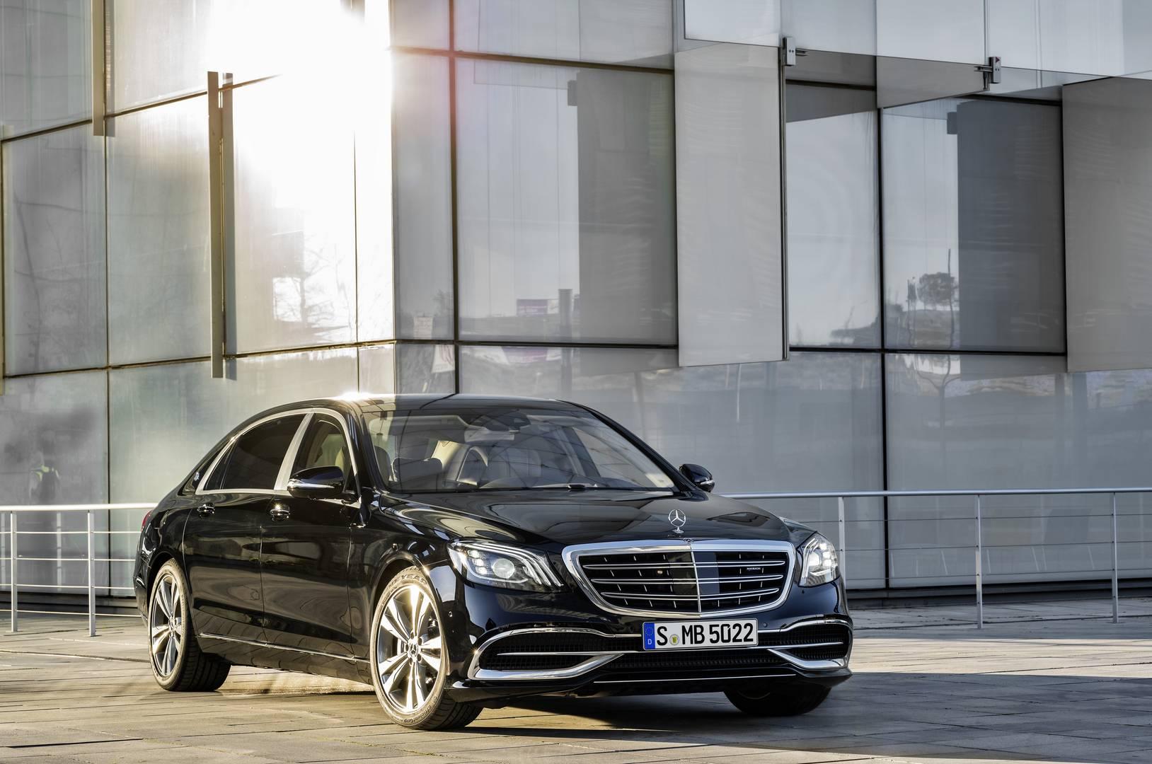 Official: 2018 Mercedes-Benz S-Class Facelift - GTspirit