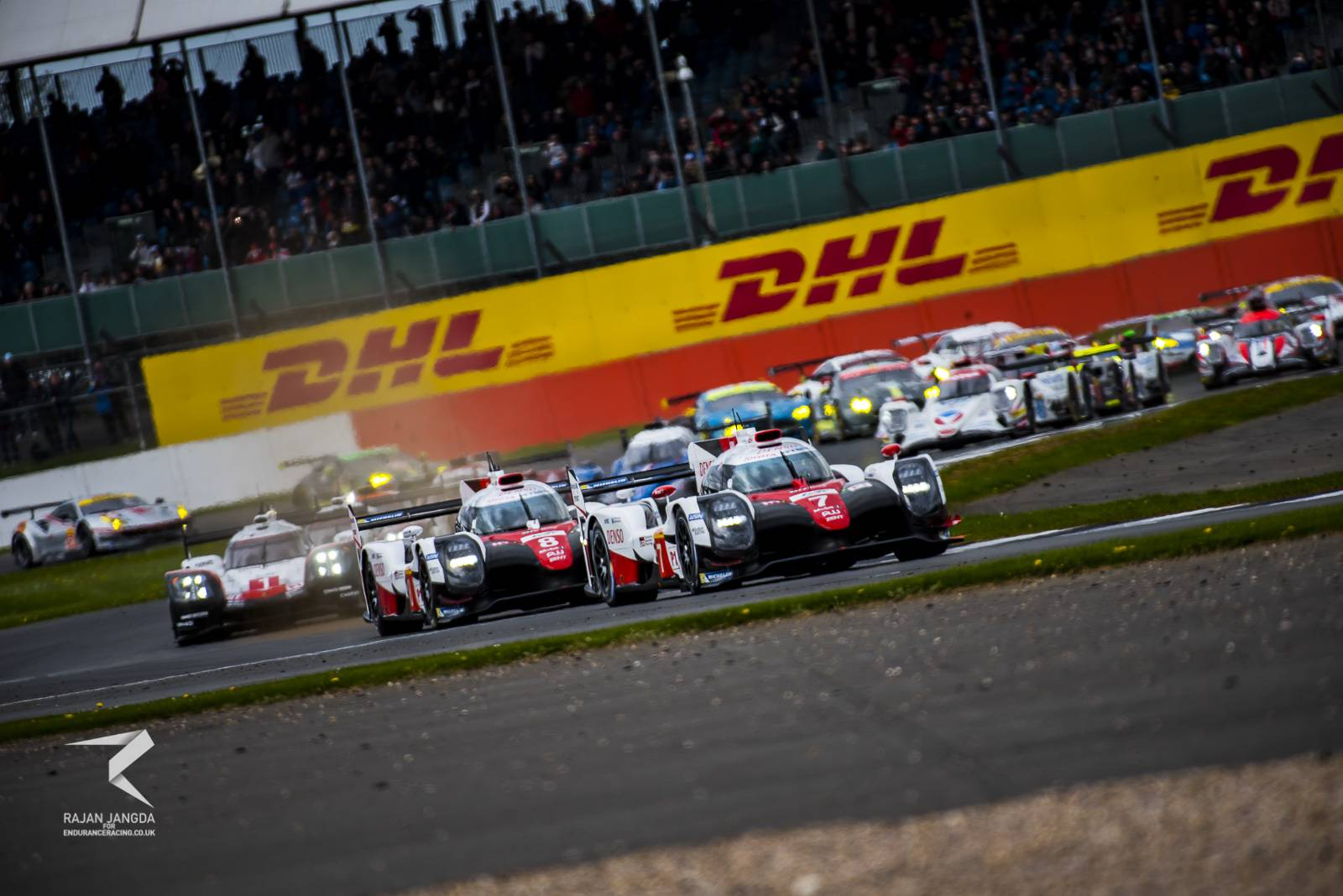 FIA WEC: Toyota Wins Season Opener at 6 Hours of Silverstone - GTspirit