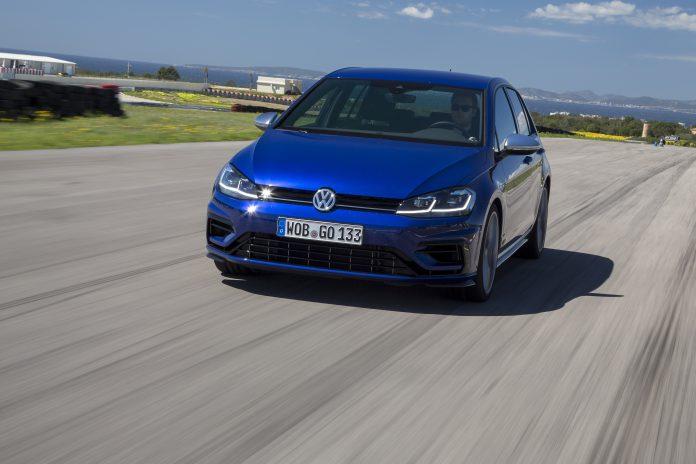 2018 Volkswagen Golf R Gte Gti And E Golf Review Gtspirit