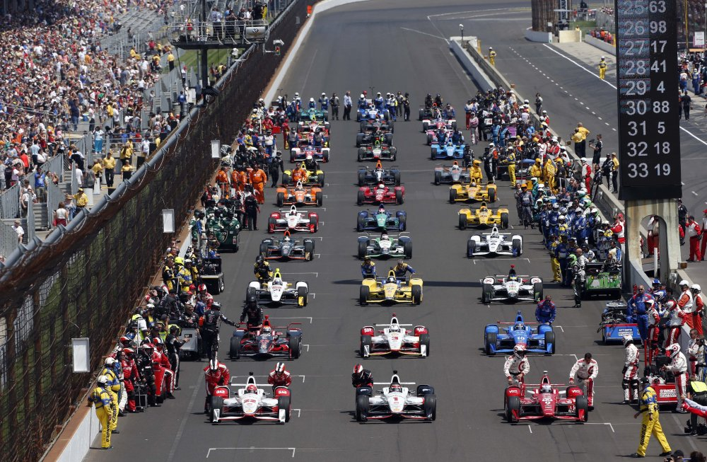 IndyCar drivers expect Indy 500 challenge from F1 champ
