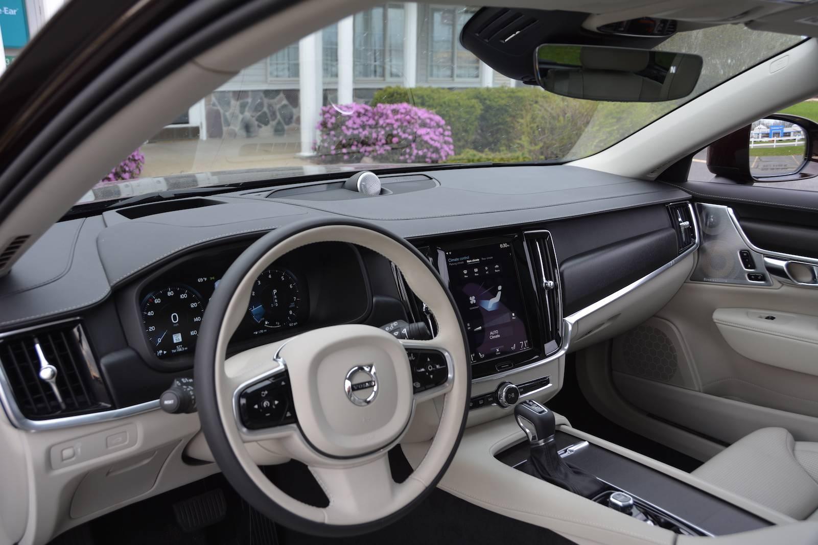 2017 Volvo V90 Cross Country AWD Review - GTspirit