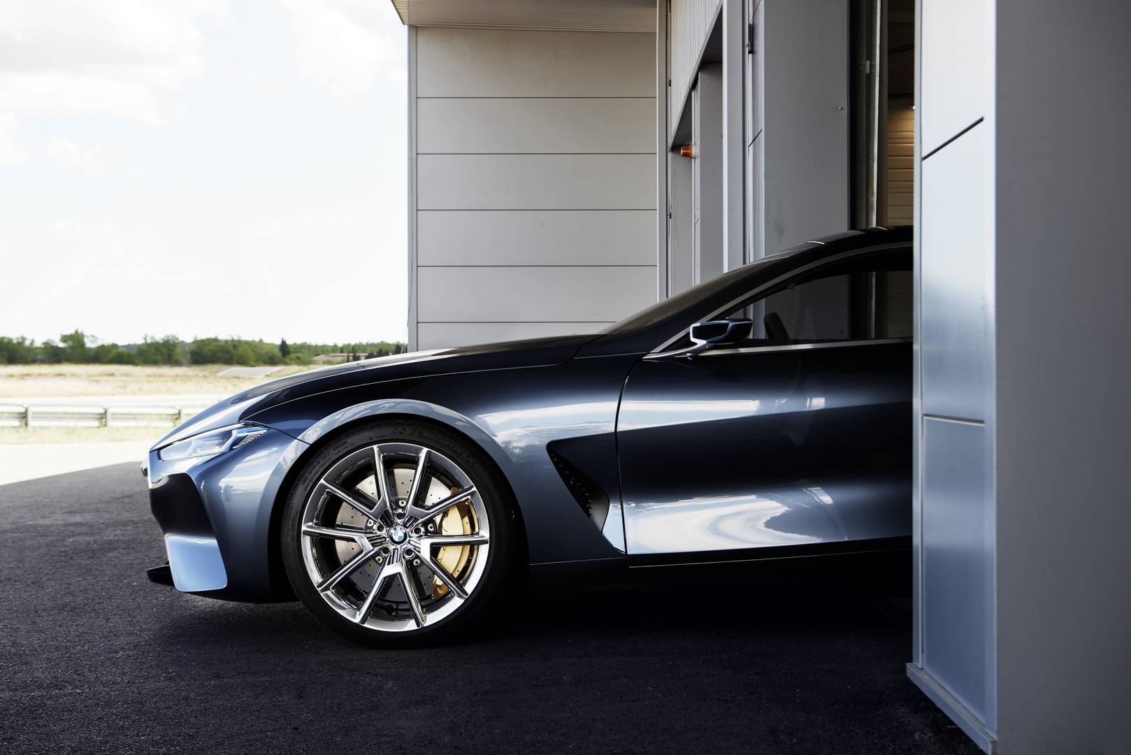 Bmw 850i 2017 >> Official: BMW Concept 8-Series: The Return of the 8 - GTspirit