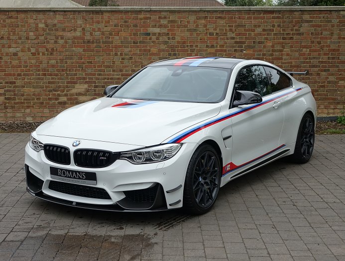 Rare Rhd Bmw M4 Dtm Champion Edition For Sale Gtspirit