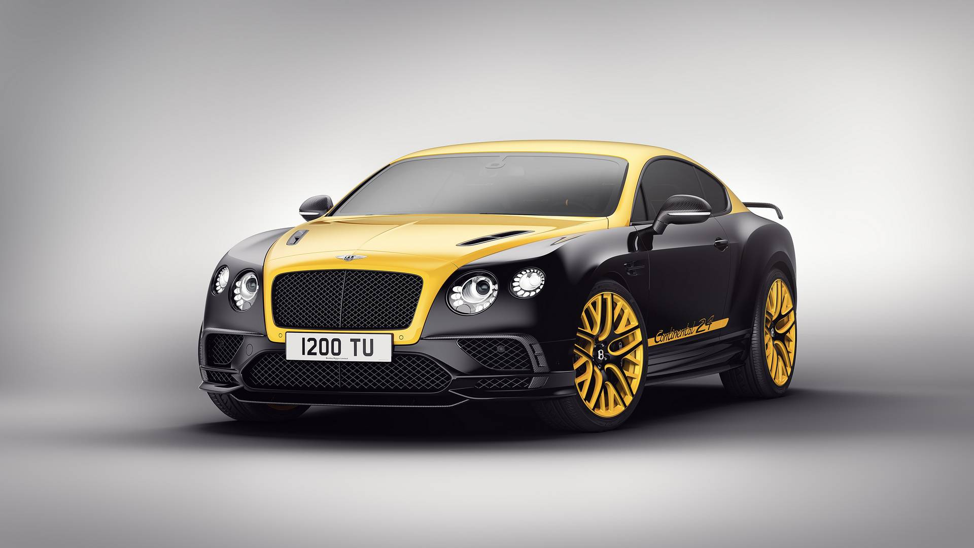 Official: Bentley Continental 24