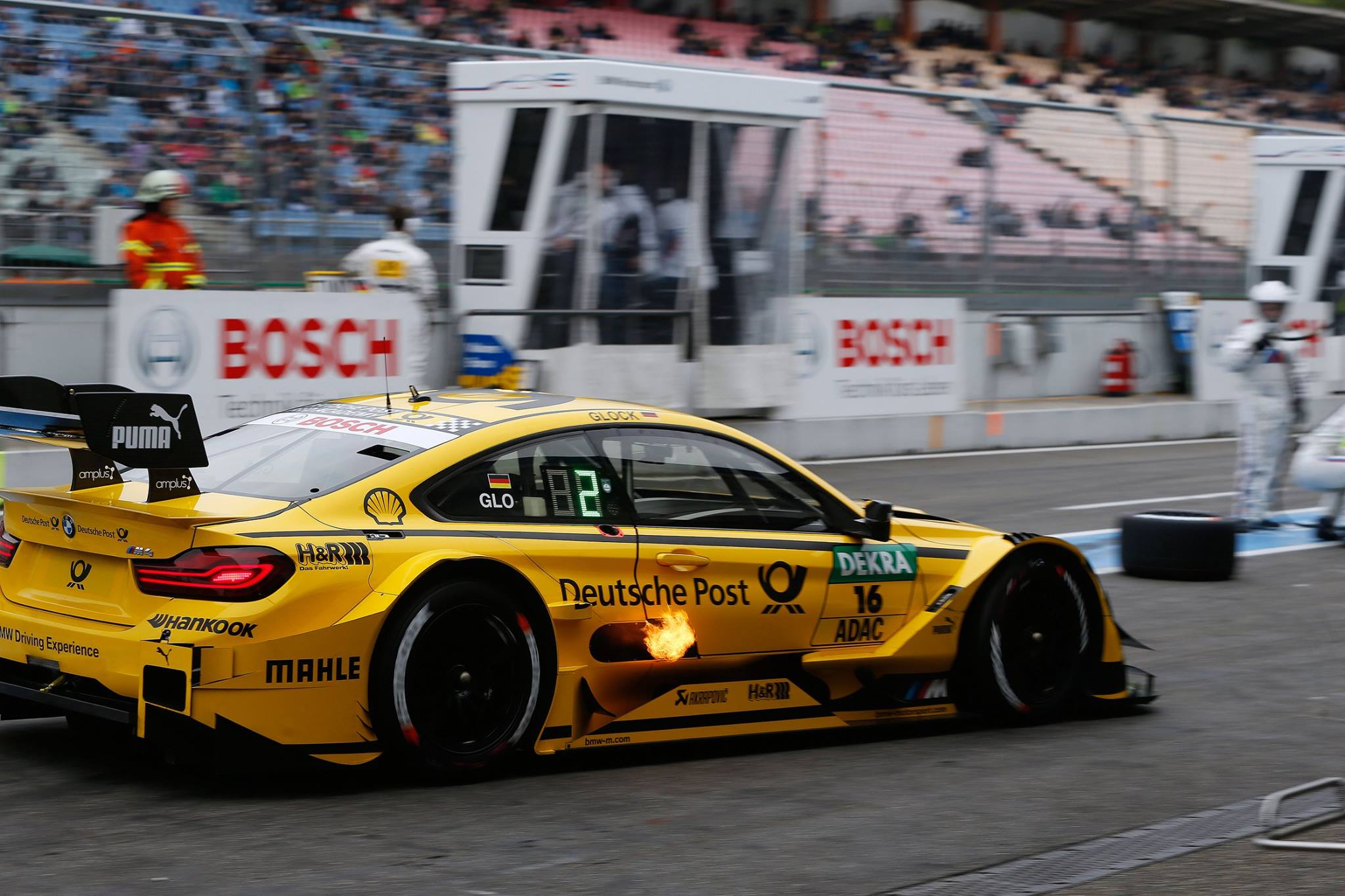 dtm auer and green victorious at hockenheim season opener. Black Bedroom Furniture Sets. Home Design Ideas