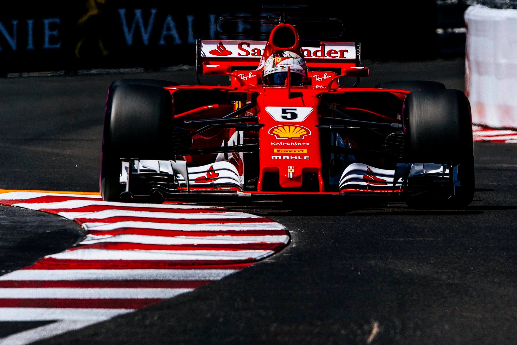 Kimi Raikkonen is a victim of the old Ferrari one-two
