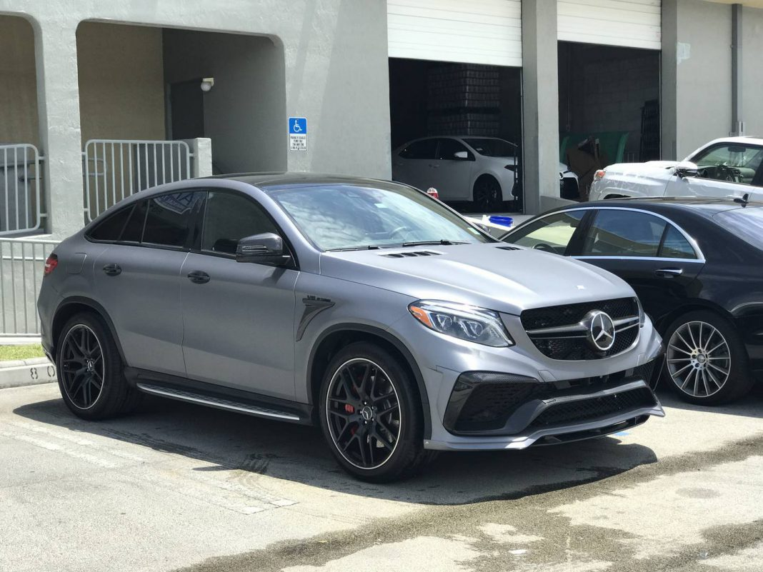 Mercedes amg gle 63 s coupe by larte design gtspirit for 2017 amg gle 63 mercedes benz