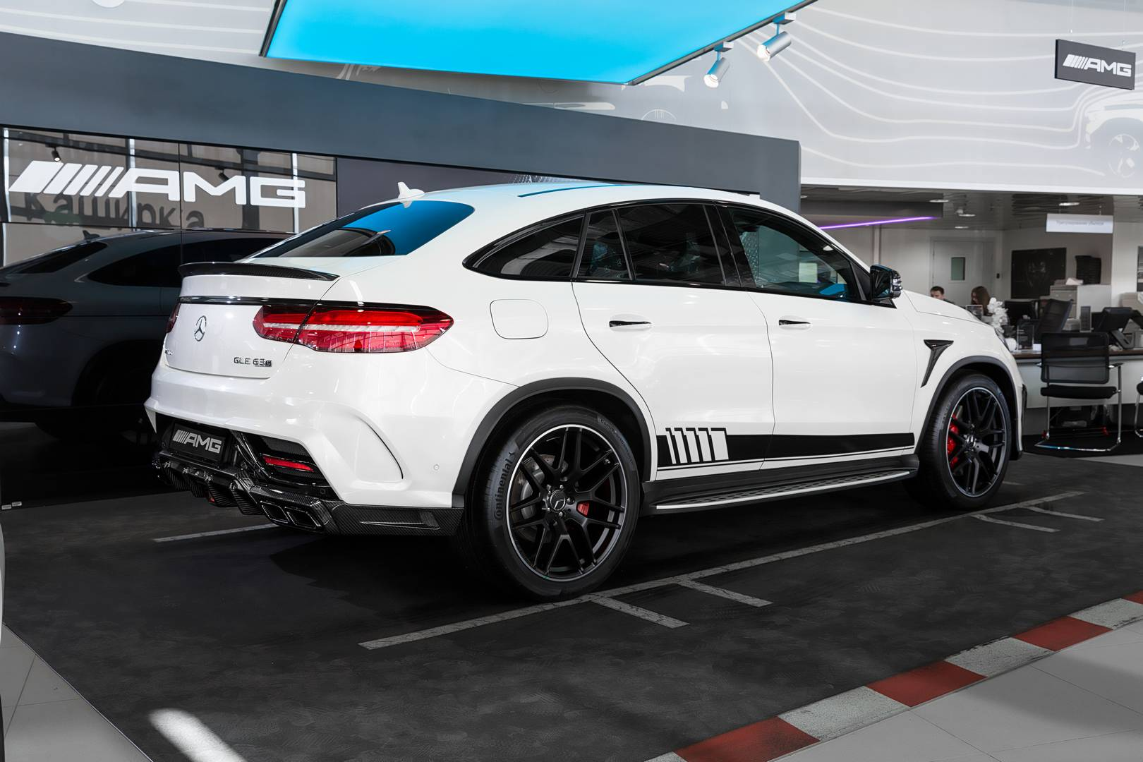 mercedes amg gle 63 s coupe by larte design gtspirit. Black Bedroom Furniture Sets. Home Design Ideas