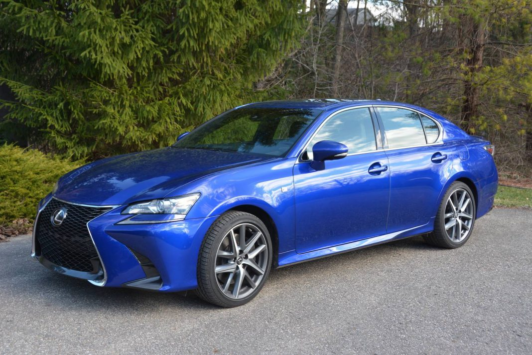2017 lexus gs 350 f review gtspirit. Black Bedroom Furniture Sets. Home Design Ideas