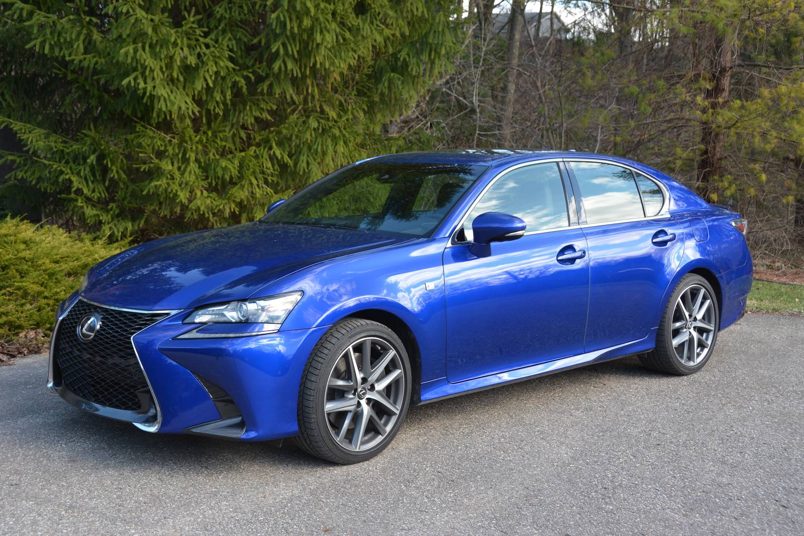 2017 lexus gs 350 f review gtspirit