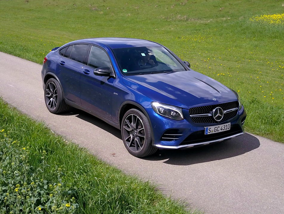 2017 mercedes amg glc 43 coupe review gtspirit for 2017 amg glc 43 coupe mercedes benz