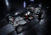 Mercedes-AMG PROJECT ONE Hypercar Drivetrain