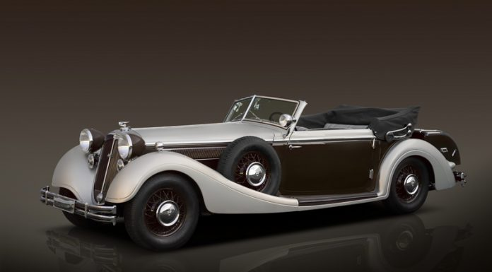 1939 Horch 853A Cabriolet