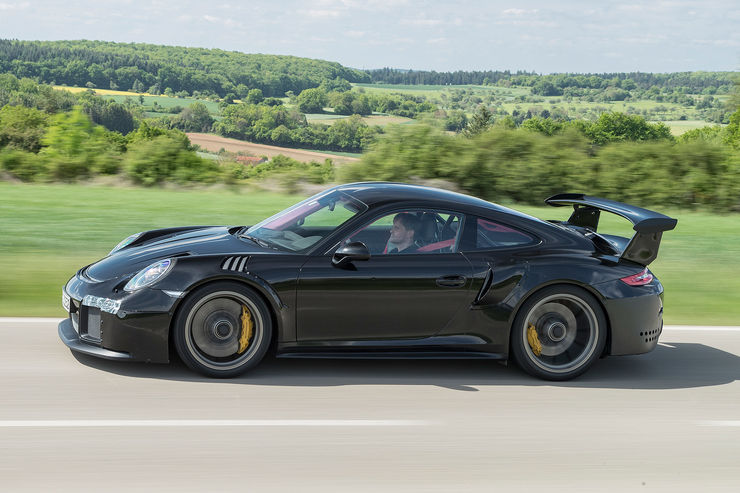 Video 2018 Porsche 911 Gt2 Rs Launch Control And Sound