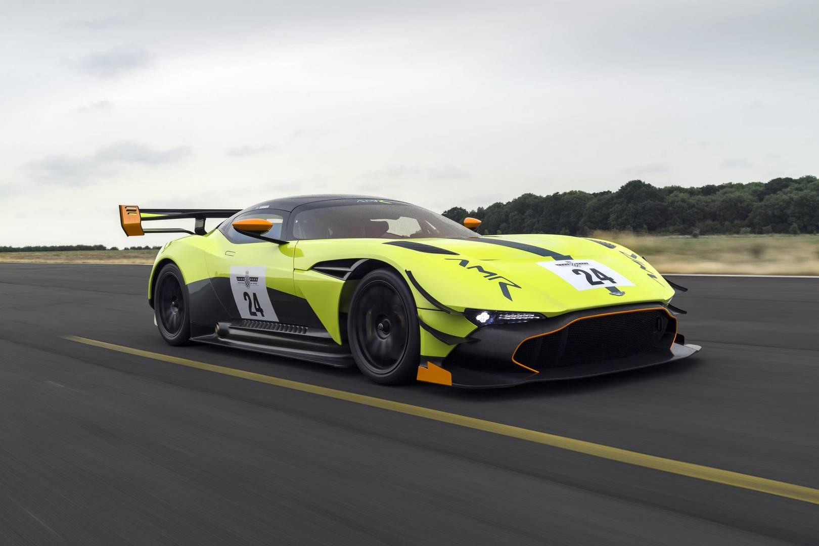 Aston Martin Vulcan gets the AMR Pro treatment
