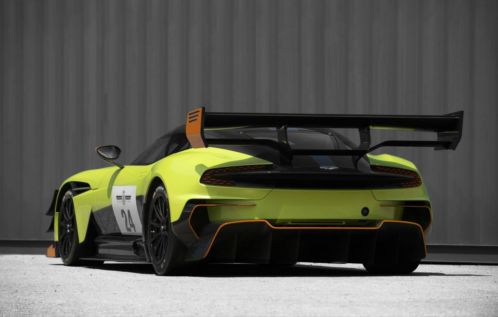 Official: Aston Martin Vulcan AMR Pro - GTspirit