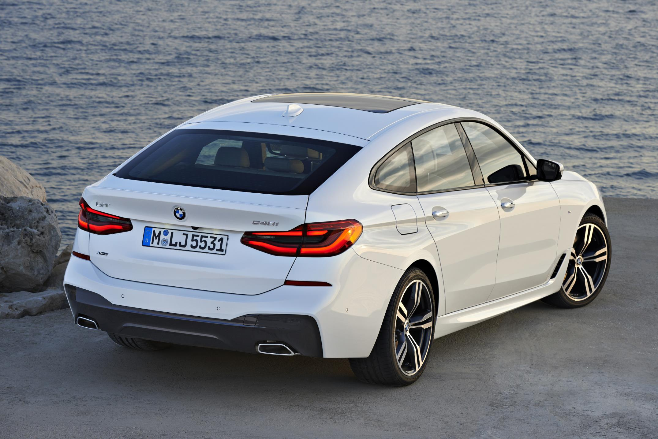 Official 2018 Bmw 6 Series Gran Turismo Gtspirit