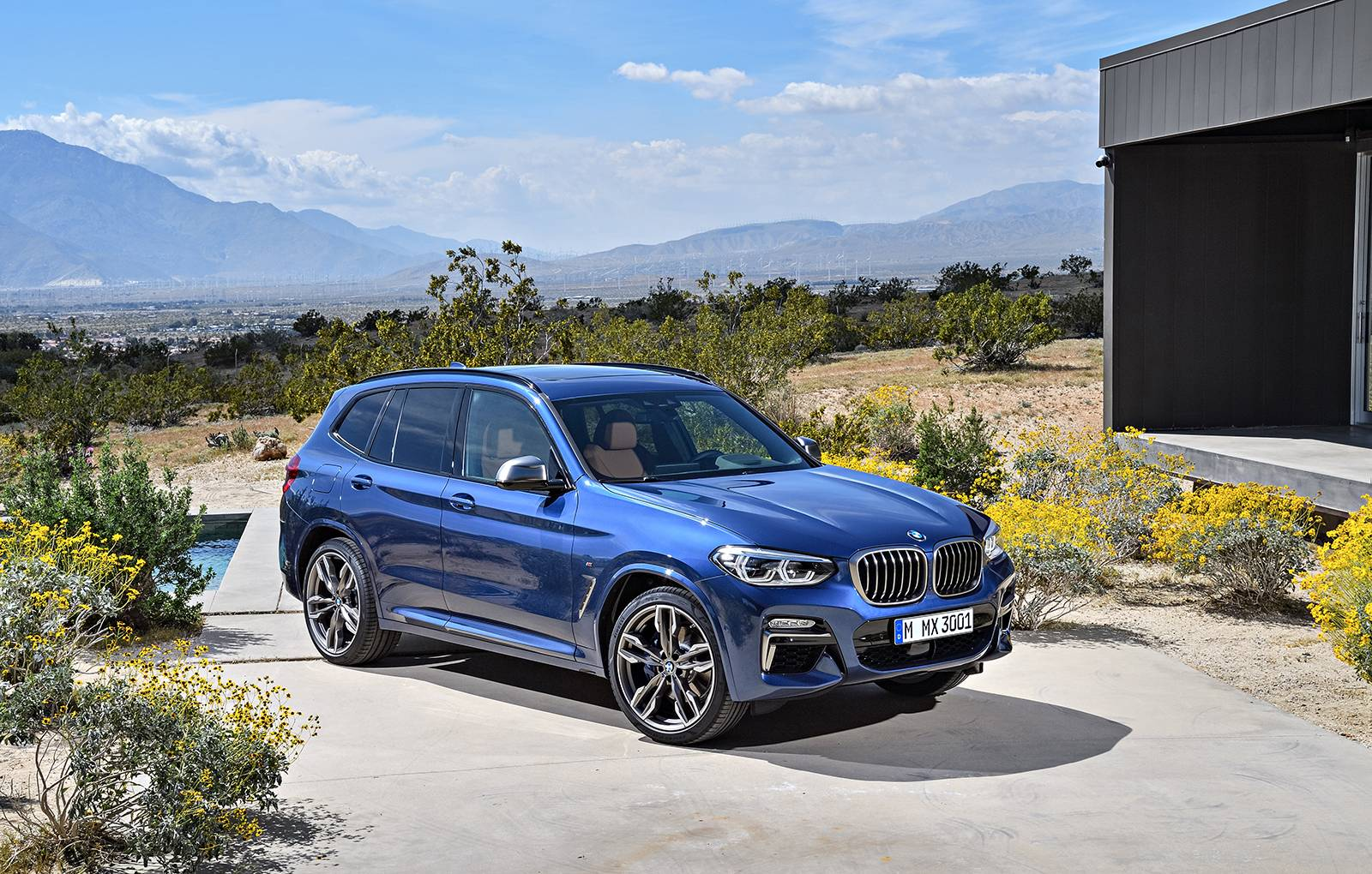 official 2018 bmw x3 m40i gtspirit. Black Bedroom Furniture Sets. Home Design Ideas