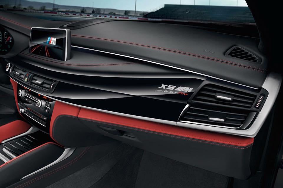 Official BMW X5 M and BMW X6 M Black Fire Edition  GTspirit
